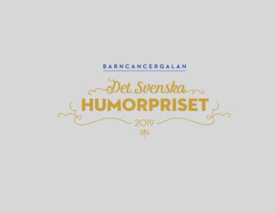 Emineo AB – stolt sponsor till Barncancergalan – det svenska humorpriset 2019